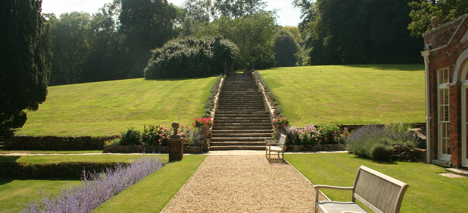 Welcome to Nunwell House and Gardens, Brading, Isle of Wight